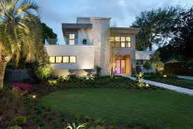 house design building games modern home with water feature and floating step entryway 2015