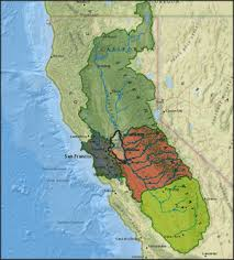 map of ta bay about the watershed san francisco bay delta watershed us epa