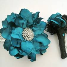 teal corsage shop corsage and boutonniere for prom on wanelo