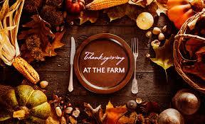 farm fresh thanksgiving dinners two ways to share thanksgiving on the farm normandy farm