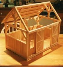 Free Wooden Toy Barn Plans by Free Wood Toy Barn Plans Com Hip Roof Toy Barn Our Amish