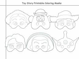 toys printable coloring masks toy mask holidaypartystar zibbet