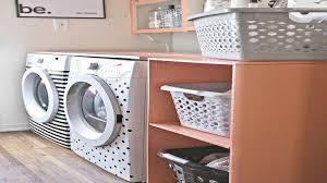 cuisine avec machine à laver relooker sa cuisine 5 revêtements pas chers du tout
