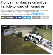 Florida Rain Meme - the infamous florida man strikes again funny gallery ebaum s world