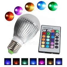 color changing led ebay