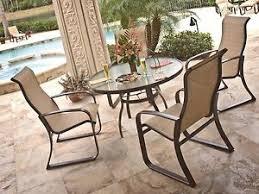 Fixing Patio Chairs Sling Chair Fabric Ebay