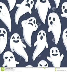 halloween ghost background stock illustration image 43000925