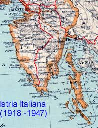 Trieste Italy Map by File Istria Map 1918 1947 Jpg The Work Of God U0027s Children