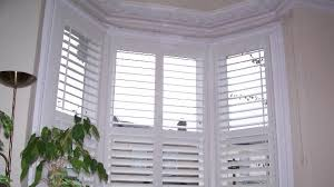 Window Blinds Chester White Wooden Venetian Blinds For Our Bay Windows House Ideas