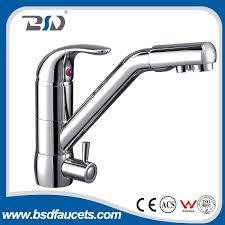 cer kitchen faucet watermark certification three ways kitchen faucet sink mixer