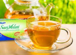 Teh Melati teh sari melati kombinasi minuman tradisional dan modern