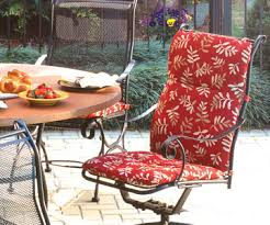 Patio Chairs With Cushions Outdoor Patio Chair Cushions