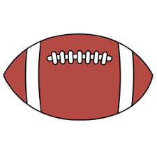how to draw a football