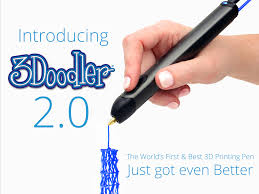 3doodler create 3d pen with 3doodler 2 0 the 3d drawing pen geeks raising geeks
