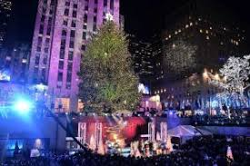rockefeller center christmas tree lighting what to know am new york