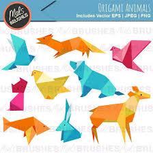 Origami Illustrator - illustratorに活用したい 無料ダウンロードできるベクター素材まとめ