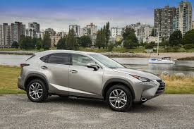 review the lexus nx is a personality free luxury crossover