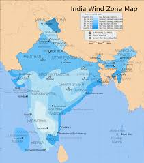 Mumbai India Map by File India Wind Zone Map En Svg Wikimedia Commons