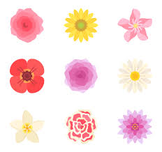 flower petals 10 flower petals icon packs vector icon packs svg psd png