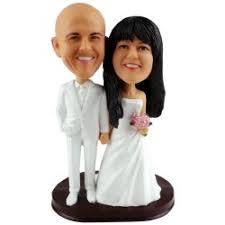 cake toppers bobblehead wedding bobbleheads wedding caketoppers custom bobbleheads