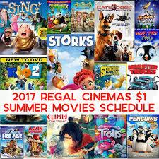 Regal Barn Plaza 2017 Regal Cinemas 1 Summer Movies Schedule Mama Cheaps