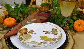 thanksgiving tablescape ideas liz bushong