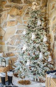 White Owl Christmas Decorations by 261 Best Christmas Tree Decorating Ideas Images On Pinterest