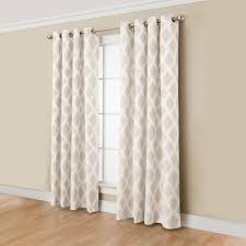 surprising ikat curtains indigo ikat concealed tab top curtains