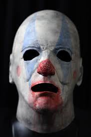 vintage masks vintage clown beyond the grave productions