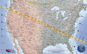 Warren Michigan Map by Michigan Will See A Near Total Solar Eclipse On August 21 2017