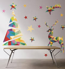 adhesive removable christmas trees from pixers the design sheppard