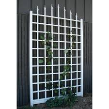Lowes Arbor Kits by Arbors U0026 Trellises Garden Center The Home Depot