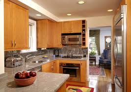 Rustic Curtains And Drapes Counter Top Stove Kitchen Rustic With Area Rug Traditional