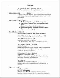 Secretary Job Resume image gallery of peaceful design resume format examples 12