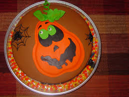 slice o u0027 heaven halloween birthday cake
