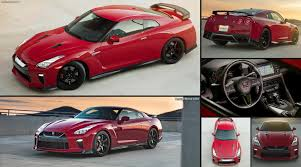 Nissan Gtr Red - nissan gt r track edition 2017 pictures information u0026 specs