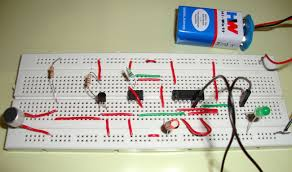 clap to turn off lights clap on clap off switch circuit diagram using 555 timer ic