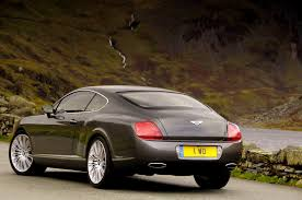 bentley continental gt modern muscle 2008 bentley continental gt speed review top speed