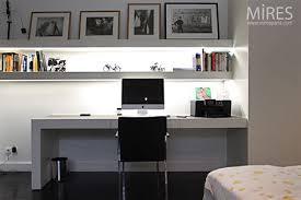 chambre moderne noir et blanc chambre moderne noir et blanc 4 am233nagement bureau maison