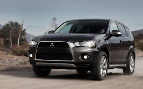 black mitsubishi outlander 2012 mitsubishi outlander photos specs news radka car s blog