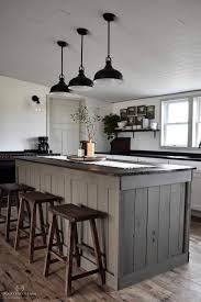 can you build a kitchen island with base cabinets how to build a diy rustic farmhouse kitchen island rocky