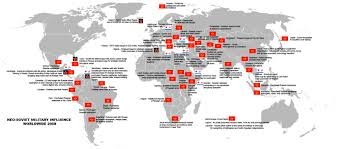 Bagram Air Base Map The Worldwide Network Of Us Military Bases Global Research What
