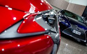 lexus lfa nz price the first lexus lc 500s arrive in nz and they look spectacular