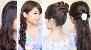 easy cute hairstyles for hairstyles inspiration