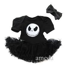 baby nightmare before dress tutu
