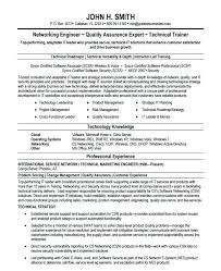 network security resume sample network engineer resume template