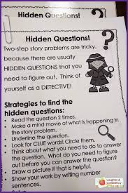 themed writing paper laughter and consistency wolf themed story problems circling clue words is one of the strategies i teach however i emphasize explicitly and repeatedly that not every story problem will have clue words to