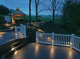 Lowes Led Landscape Lights Outdoor Lighting At Lowes Outdoor Deck Lighting Home Outdoor Deck