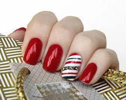 nails designs for christmas 2015 beautify themselves with sweet
