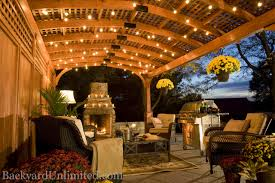 pergolas arched backyard unlimited